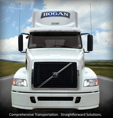 2015 Hogan Truck