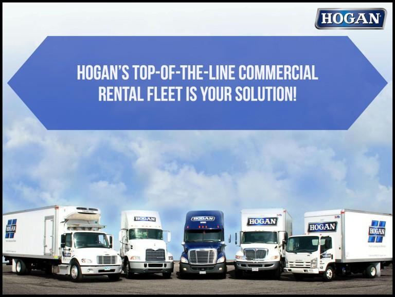 Hogan Commercial Truck Rental