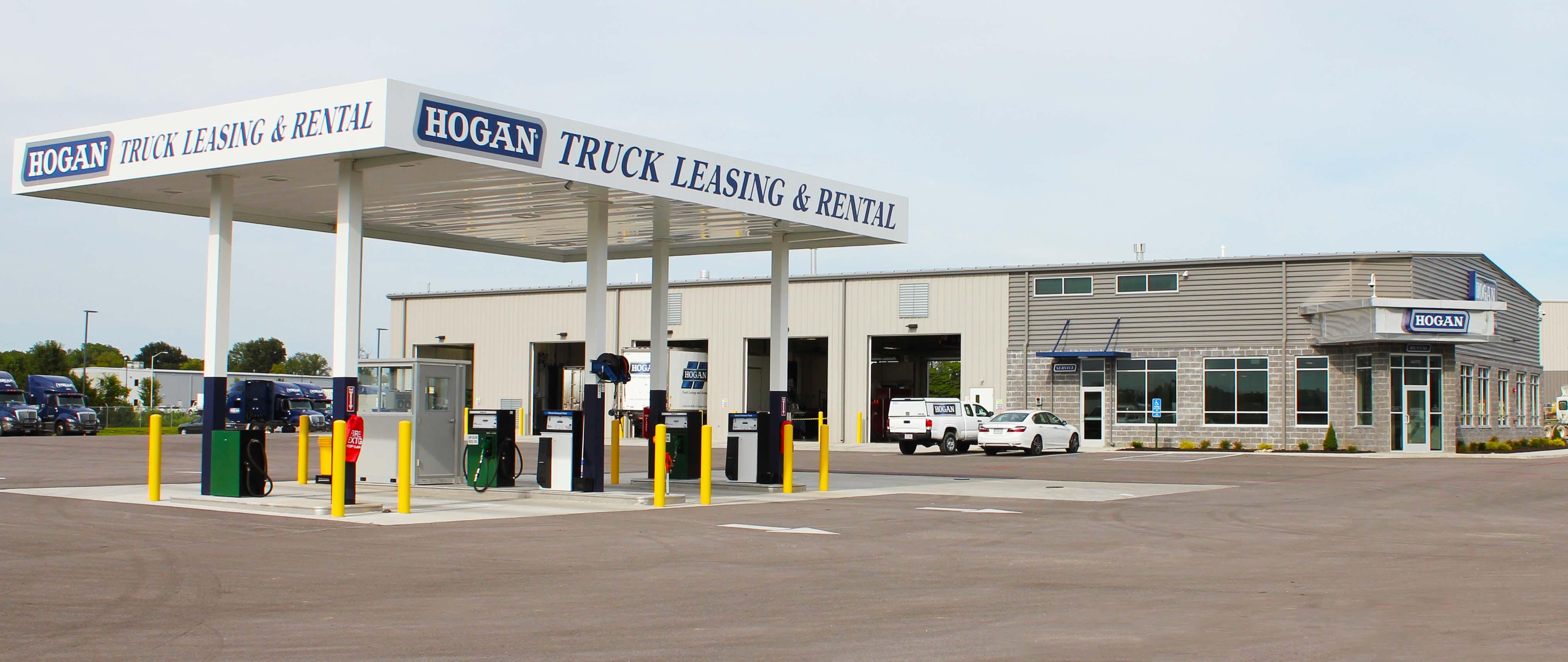 Hogan truck leasing springfield mo